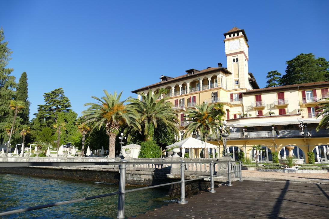 Natürlicher Luxus in Perfektion im Grand Hotel Fasano, GardoneRiviera