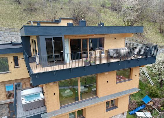 Sonnenhang Penthouse Suite - GenussReiseBlog