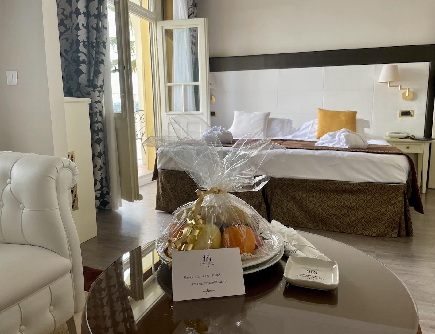 GenussAugenblicke - Grand Hotel Gardone