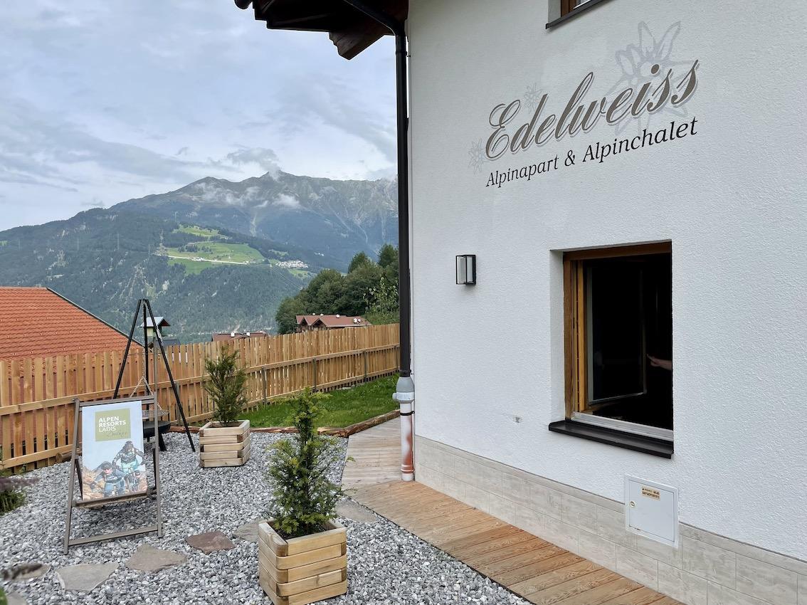 Alpinchalet Edelweiss in Ladis - GenussReise.blog