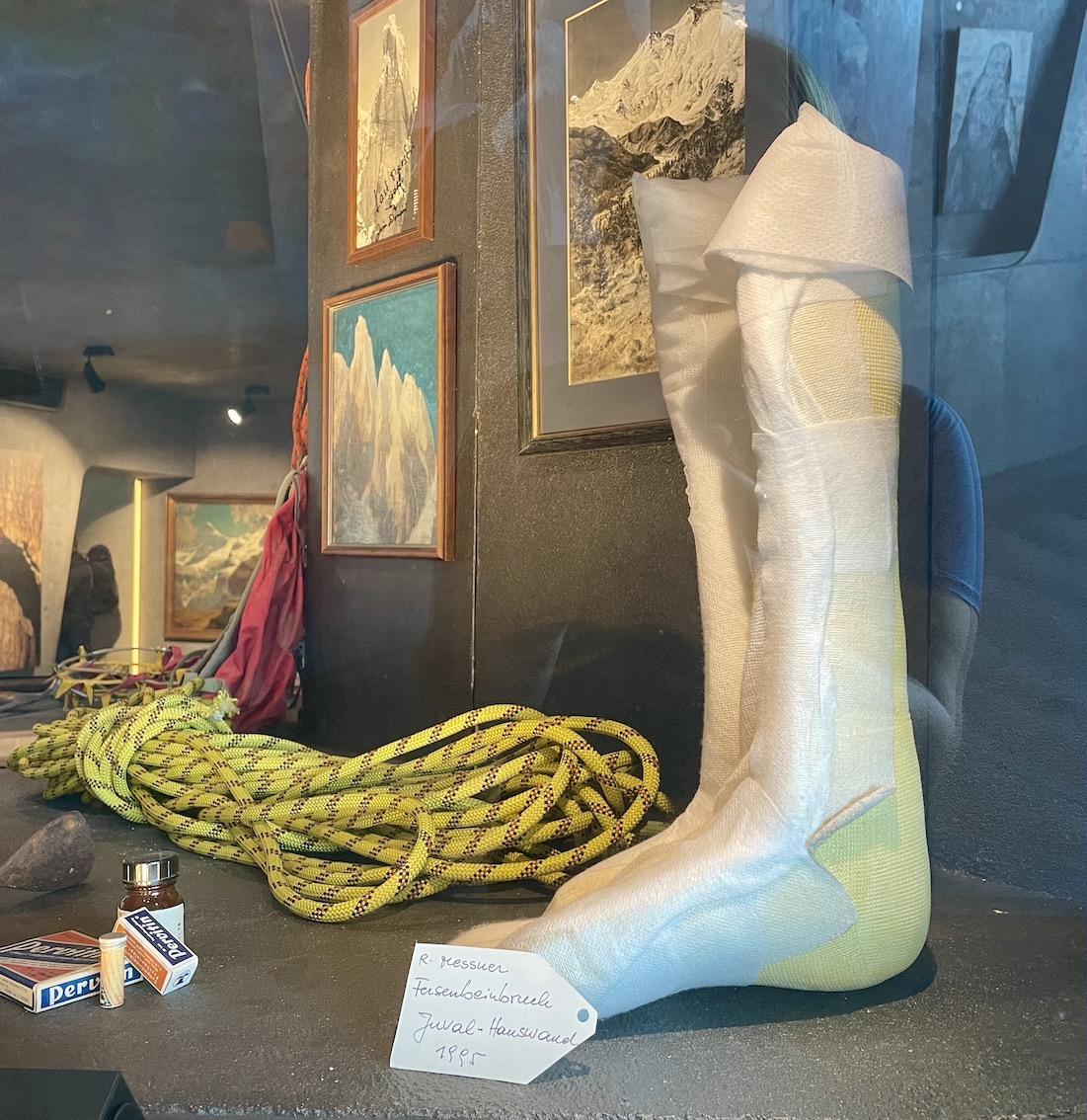Messmer Mountain Museum Corones - GenussReise.blog